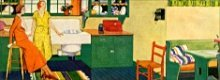 Timeless & Nostalgic Vintage Kitchen