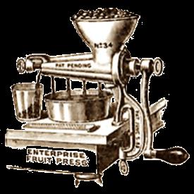 Antique Fruit Juicer