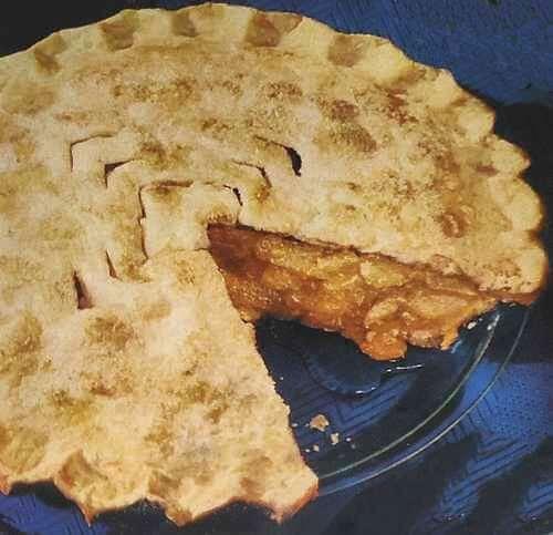 Homemade apple pie recipes urtaz Gallery