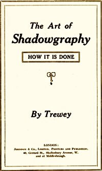 The Art of Shadowgraphy by Trewey