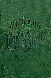 Aunt Babette's Cook Book cover