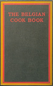 The Belgian Cook Book cover