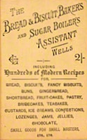 The Bread and Biscuit Baker's and Sugar-Boiler's Assistant cover