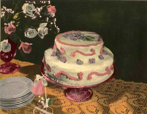 Wedding Bride Cake