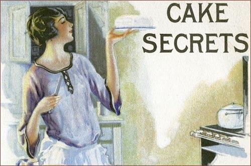 Grandma's Cake Secrets