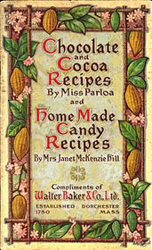 Chocolate and Cocoa Recipes 1910