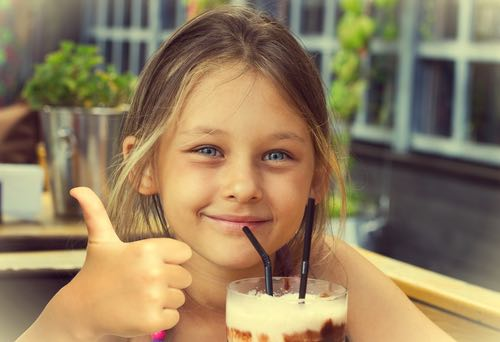 Chocolate Milk Shake