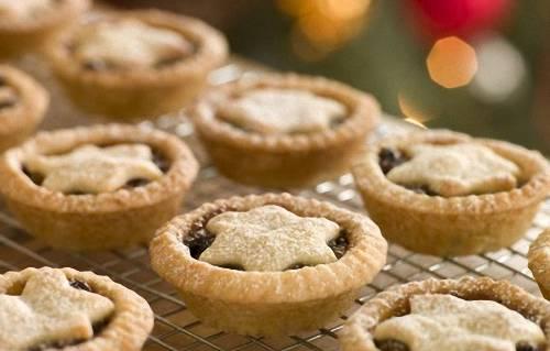 Christmas Mincemeat Tarts