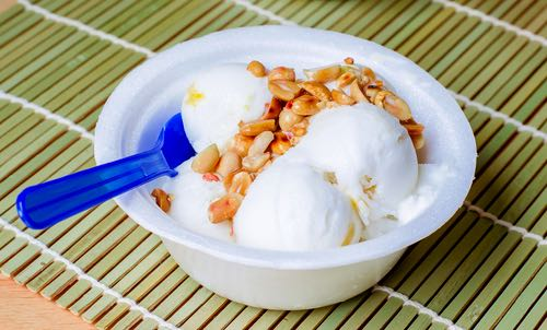 Coconut Ice Cream Recipe