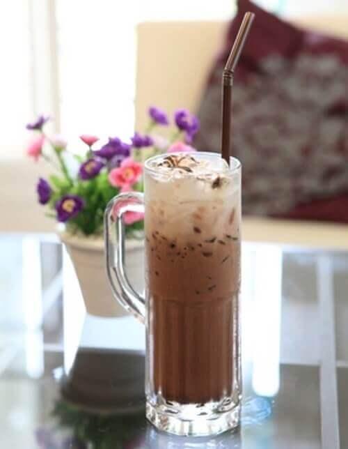 Creamy Cocoa Coffee Soda