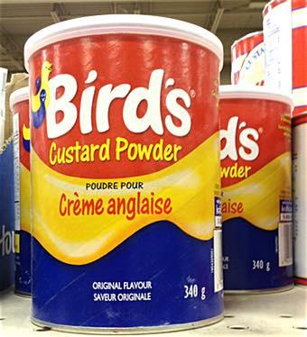 Custard Powder for Cake Filling