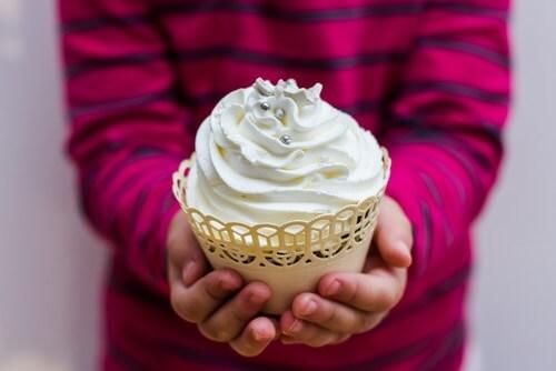 Dessert Muffin