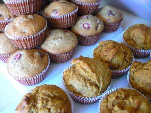 Easy Homemade Muffins