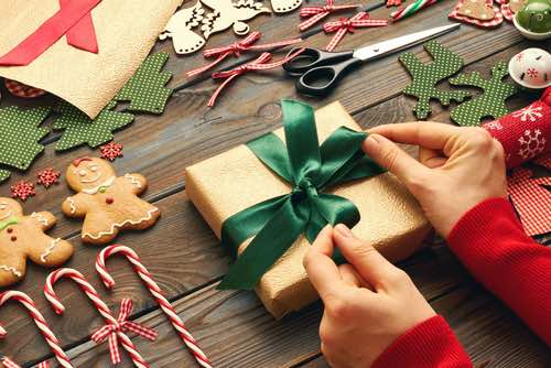 Old Fashioned Christmas Gift Recipes