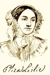 Eliza Leslie Portrait c.1827