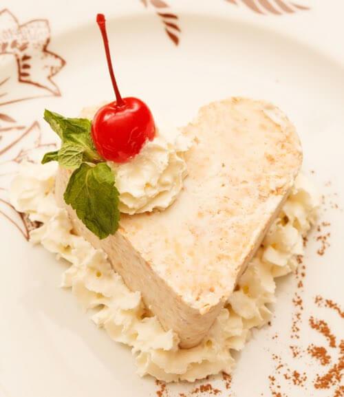 Fancy Frozen Dessert