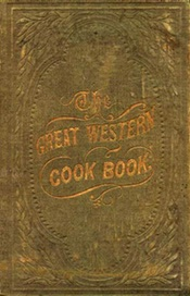 The Great Western Cook Book 1857