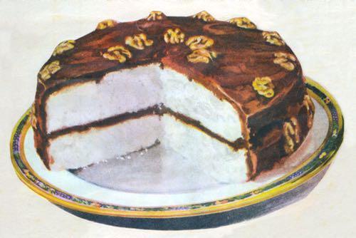 Homemade Cake