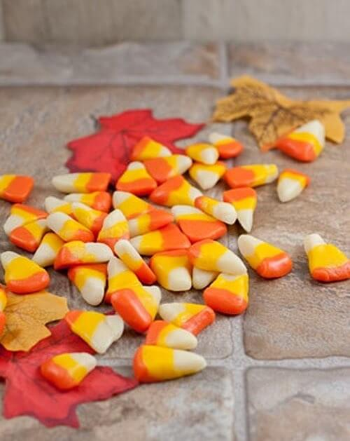 Homemade Candy Corn Recipe for Halloween and Holidays