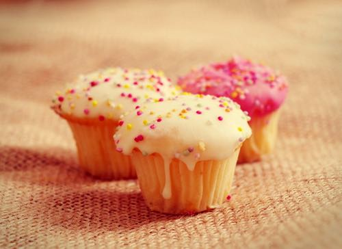 Homemade Cupcake Recipe