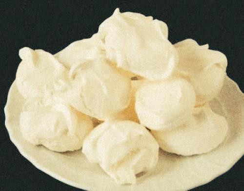 Meringue Candy