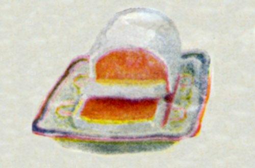 Spice Loaf Cake