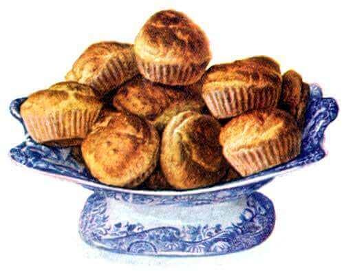 Homemade Squash Muffins