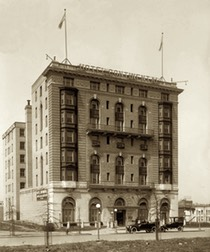 Hotel Continental c.1910, Washington, DC
