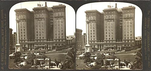 Hotel St Francis, San Francisco