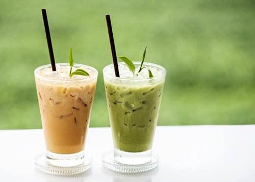 Iced Tea Beverages