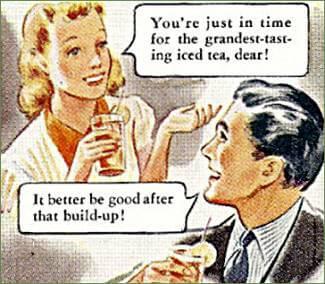 Vintage Iced Tea