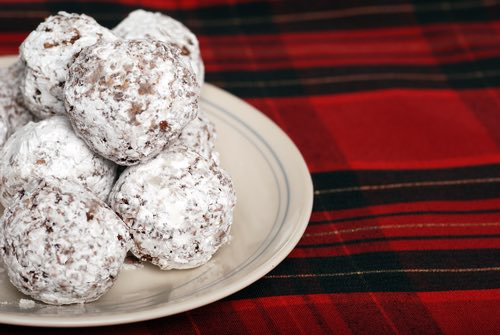 Irish Whiskey Balls
