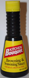 Jar of Kitchen Bouquet® Browning & Seasoning Sauce