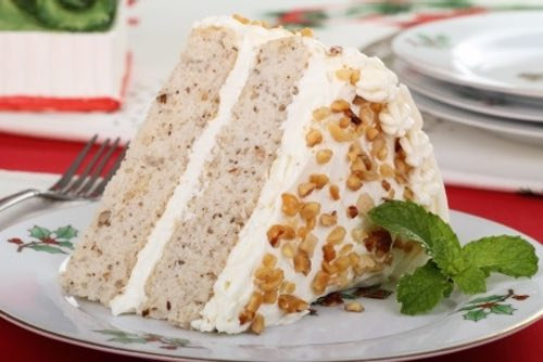 Old Fashioned Homemade Layer Cake