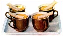 Lima Bean Custard Dessert