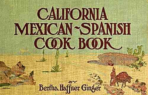Mexican Dessert Cookbook