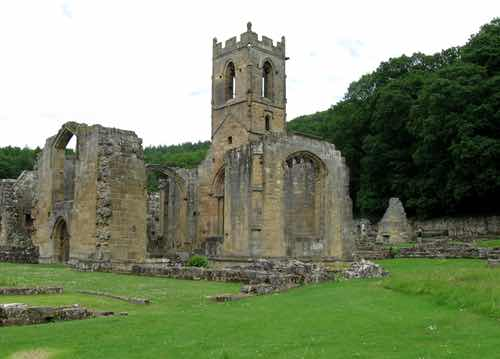 Mount Grace Priory, Yorkshire