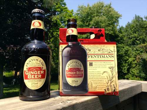 Fentimans Naturally Carbonated Beverage