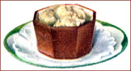 Vintage Onion Souffle Recipe