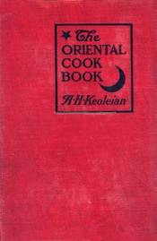 The Oriental Cook Book 1913