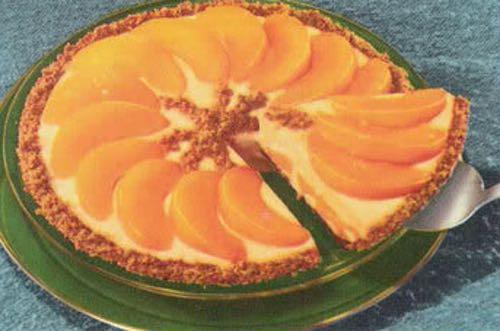 Party Peach Pie