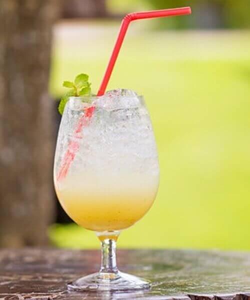 Pineapple Phosphate Soda