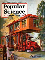Popular Science Monthly, August 1921