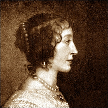 Portrait of HM Queen Henrietta Maria