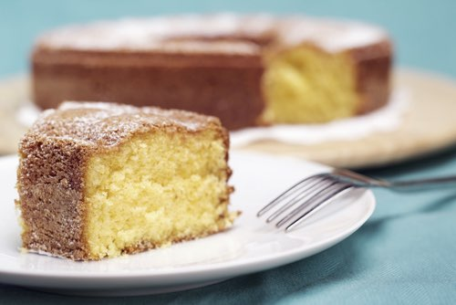 Raised Potato Cake