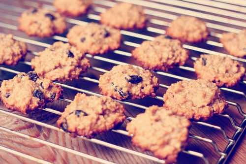 Raisin Drop Cookie Recipe