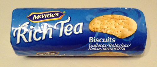 McVitie's® Rich Tea Biscuits