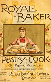 Royal Baker Pastry Book 1887
