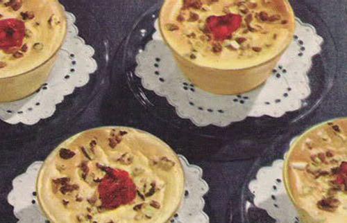 Royal Custard Dessert