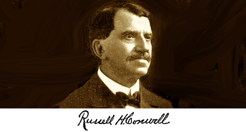 Russell H. Conwell (1843-1925)